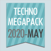Techno 2020 May Megapack